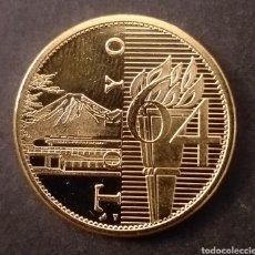 Medallas históricas: MONEDA JUEGOS OLIMPICOS TOKIO 1964. Lote 288975253