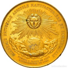Medallas históricas: [#181341] FRANCIA, MEDALLA, ACADÉMIE NATIONALE AGRICOLE MANUFACTURIÈRE ET COMMERCIALE. Lote 289212068