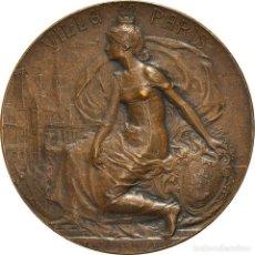 Medallas históricas: [#181330] FRANCIA, MEDALLA, VILLE DE PARIS, CABINET DU PRÉFET, MR BRAYER, POLITICS. Lote 289212093