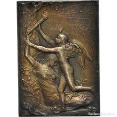 Medallas históricas: [#181325] FRANCIA, MEDALLA, EXPOSITION UNIVERSELLE DE PARIS, ARTS & CULTURE, 1900, ROTY. Lote 289212123