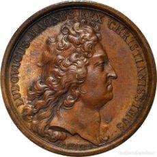 Medallas históricas: [#181307] FRANCIA, MEDALLA, LOUIS XIV, PRISE D'ATH, DE BARCELONE ET DE CARTHAGÈNES. Lote 289212813