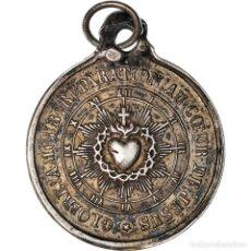 Medallas históricas: [#181300] FRANCIA, MEDALLA, PIE IX, GARDE D'HONNEUR DU SACRÉ COEUR, RELIGIONS & BELIEFS. Lote 289213538
