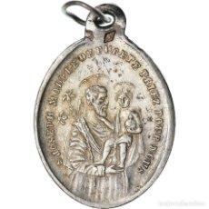 Medallas históricas: [#181297] FRANCIA, MEDALLA, SAINTE MARGUERITE, PÈLERINAGE DE FACHES, RELIGIONS & BELIEFS. Lote 289213628