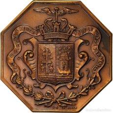 Medallas históricas: [#181254] FRANCIA, TOKEN, CHAMBRE DE COMMERCE D'ELBEUF, BUSINESS & INDUSTRY, 1862, SC+. Lote 289228048
