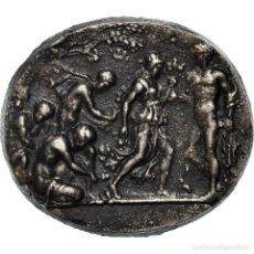Medallas históricas: [#181249] FRANCIA, MEDALLA, SCÈNE ANTIQUE, HISTORY, EBC, BRONCE. Lote 289228093