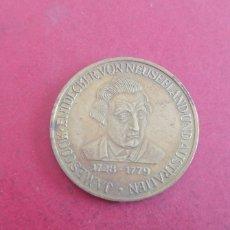 Medallas históricas: MEDALLA JAMES COOK. Lote 290895633