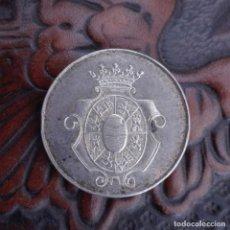 Medallas históricas: JEREZ 1862 EN PLATA ! MUY ESCASA ! ISABEL II MEDALLA CONMEMORATIVA VISITA SUS MAJESTADES Y ALTEZAS. Lote 293877038