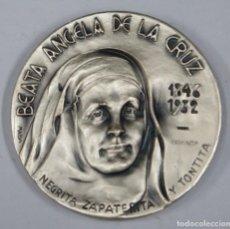 Medallas históricas: MEDALLA. BEATA ANGELA DE LA CRUZ. Lote 295741093
