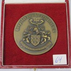 Medallas históricas: MEDALLA. HOSPITAL MILITAR REGIONAL N4. Lote 295741278