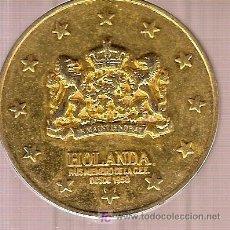 Medallas temáticas: MEDALLA CONMEMORATIVA DE HOLANDA EN LA CEE.. Lote 18068320