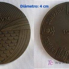 Medallas temáticas: MEDALLA CONMEMORATIVA DE TELEFONICA 1977 BRONCE. Lote 194684388