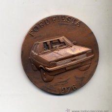Medallas temáticas: FORD. MEDALLA INAUGURACIÓN PLANTA DE ALMUSAFES. 1976.. Lote 8935410
