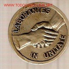 Medallas temáticas: UNA MEDALLA QUE PARECE ANTIGUA.. Lote 25110726