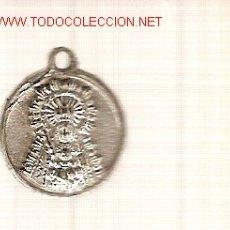 Medallas temáticas: PEQUEÑA MEDALLITA DE NTRA. SEÑORA DEL VALLE - PATRONA DE ECIJA, SEVILLA... Lote 21177680