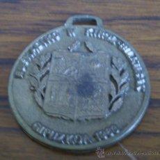Medallas temáticas: MEDALLA GIPUZKOA 1983 .. EUSKADIKO IV KIROL BILKURAK . Lote 17247730