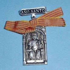Medallas temáticas: MEDALLA RELIGIOSA AÑO SANTO. ALTURA 5 CM. Lote 27161676