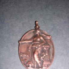 Medallas temáticas: MEDALLA,TORDERA-SOCIEDAD CORAL,PETIT ESCARPINDULL,1933,BARCELONA,COBRE,5X3,5 CM.. Lote 18145659