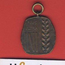 Medallas temáticas: MEDALLA-BRONCE -PLUS ULTRA INI-45 X 40 MM,. Lote 22113614