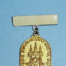 Medallas temáticas: MEDALLA CONGRESO EUCARISTICO JATIVA MAYO 1948. ALTURA 4,5 CM. Lote 26645302