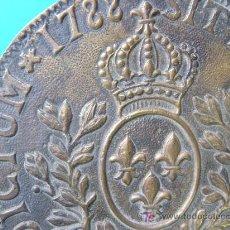Medallas temáticas: GRAN MEDALLÓN, SIT NOMEN DOMINI Y BENEDICTUM 1788. Lote 21913284