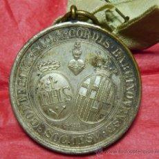 Medallas temáticas: MEDALLA COLEGIO DE BARCELONA. Lote 21898133