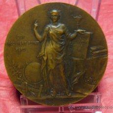 Medallas temáticas: MEDALLA ATRIBUIDA.FRANCIA 1924.. Lote 22268497