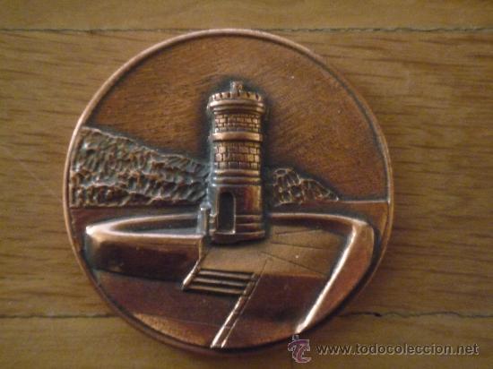 Medallas temáticas: LOTE 4 MEDALLAS DE SEMANA INTERNACIONAL DEL CINE NAVAL Y DEL MAR DE CARTAGENA - Foto 4 - 24640346
