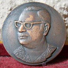 Medallas temáticas: MEDALLA DE JANOT BORONAT I CARNER 1971. Lote 25060836