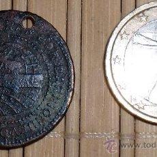 Medallas temáticas: FICHA LOCAL PALENCIA. Lote 25744954