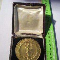 Medallas temáticas: MALLORCA. BALEARES. EXPOSICIÓN BALEAR. 1903. MEDALLA DE ORO. CON ESTUCHE.. Lote 26486092