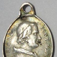 Medallas temáticas: MEDALLITA RELIGIOSA DE 1,5 CMS. AÑO 1847.. Lote 27646432