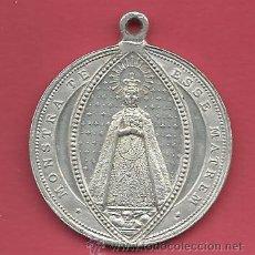 Medallas temáticas: ANTIGUA .MEDALLA DE LA VIRGEN MONSTRA TE ESSE MATREM COFRADIA DE Nª Sª DEL SOCORRO. Lote 28726615