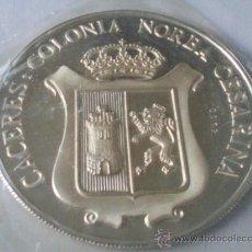 Medallas temáticas: MEDALLAS CONMEMORATIVAS, CACERES , COLONIA NORBA CESARINA. Lote 29966996
