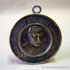 Medallas temáticas: MEDALLA CONMEMORATIVA, HOMENAJE A PEDRO LABORDE BOIX, 1947, PUBLICISTA AVICOLA, 4,5 CM, VALENCIA. Lote 30372860