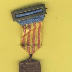 Medallas temáticas: MEDALLA CONCURSO DE FOTOGRAFIA ALCIRA 1952 -HAUFF.A.G-STUTTGART FEURBACH. Lote 31306218