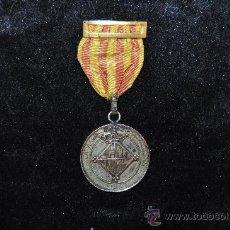 Medallas temáticas: ANTIGUA MEDALLA CATALANA DE LA SOCIEDAD CORAL LO DESAROLLO, DE 1923. BARCELONA. Lote 31770202