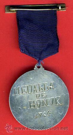 Medallas temáticas: MEDALLA PUBLICIDAD GALERIAS TODO 1964 , PLATEADA , REVERSO GRABADO , ORIGINAL, G - Foto 2 - 31832127