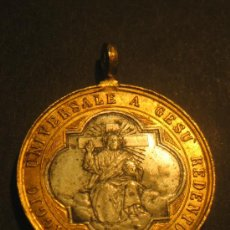 Medallas temáticas: MEDALLA LEÓN XIII.ROMA 1900.. Lote 31832479