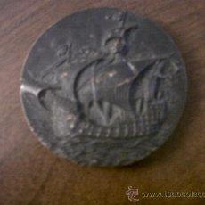 Medallas temáticas: MEDALLA II SALON NAUTICO BARCELONA 1964 5 CMTS DE DIAMETRO. Lote 31880685