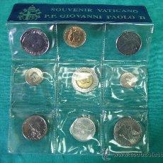Medallas temáticas: MONEDAS SOUVENIR VATICANO P.P. GIOVANNI PAOLO II. Lote 32210426