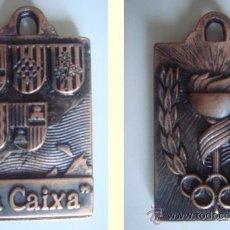 Medallas temáticas: ANTIGUA MEDALLA