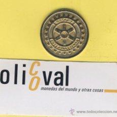 Medallas temáticas: ENTIDADES PUBLICAS-ROTARY INTERNACIONAL-VER DORSO-30MM. Lote 32210808