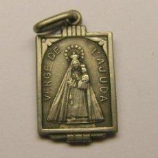 Medallas temáticas: MEDALLA VERGE DE L'AJUDA, HOSTALETS DE BALENYA. PRINCIPIOS SIGLO XX.. Lote 32347654