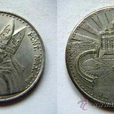 Medallas temáticas: MEDALLA DE JUAN PABLO II GRAN TAMAÑO. Lote 32440015