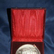 Medallas temáticas: M-06. PRECIOSA MEDALLA 'Vº TROFHEE INTERNATIONAL MOTOCYCLISME DE MONACO' 4 -VII-1954. Lote 32609340