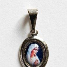 Medallas temáticas: BONITA MEDALLA DE LA VIRGEN DE FÁTIMA. PORTUGAL. NUEVA. Lote 56785314