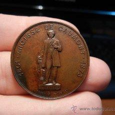 Medallas temáticas: MEDALLA FRANCESA. SOCIEDAD ARQUEOLOGICA. 1894. . Lote 33208300