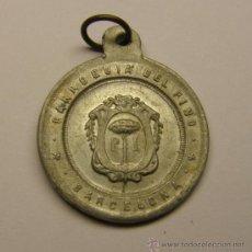Medallas temáticas: MEDALLA DE PARROQUIA DEL PI, SAN PANCRACIO. BARCELONA... Lote 33119712