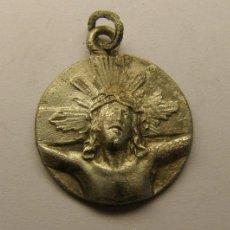 Medallas temáticas: MEDALLA RELIGIOSA CRISTO DE LIMPIAS... Lote 33223265