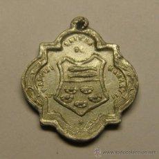 Medallas temáticas: MEDALLA RELICARIO DE SAN MARTÍN, MARRATXI, MALLORCA.. Lote 33570810